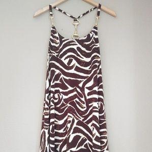 Boston Proper -Trapeze Dress